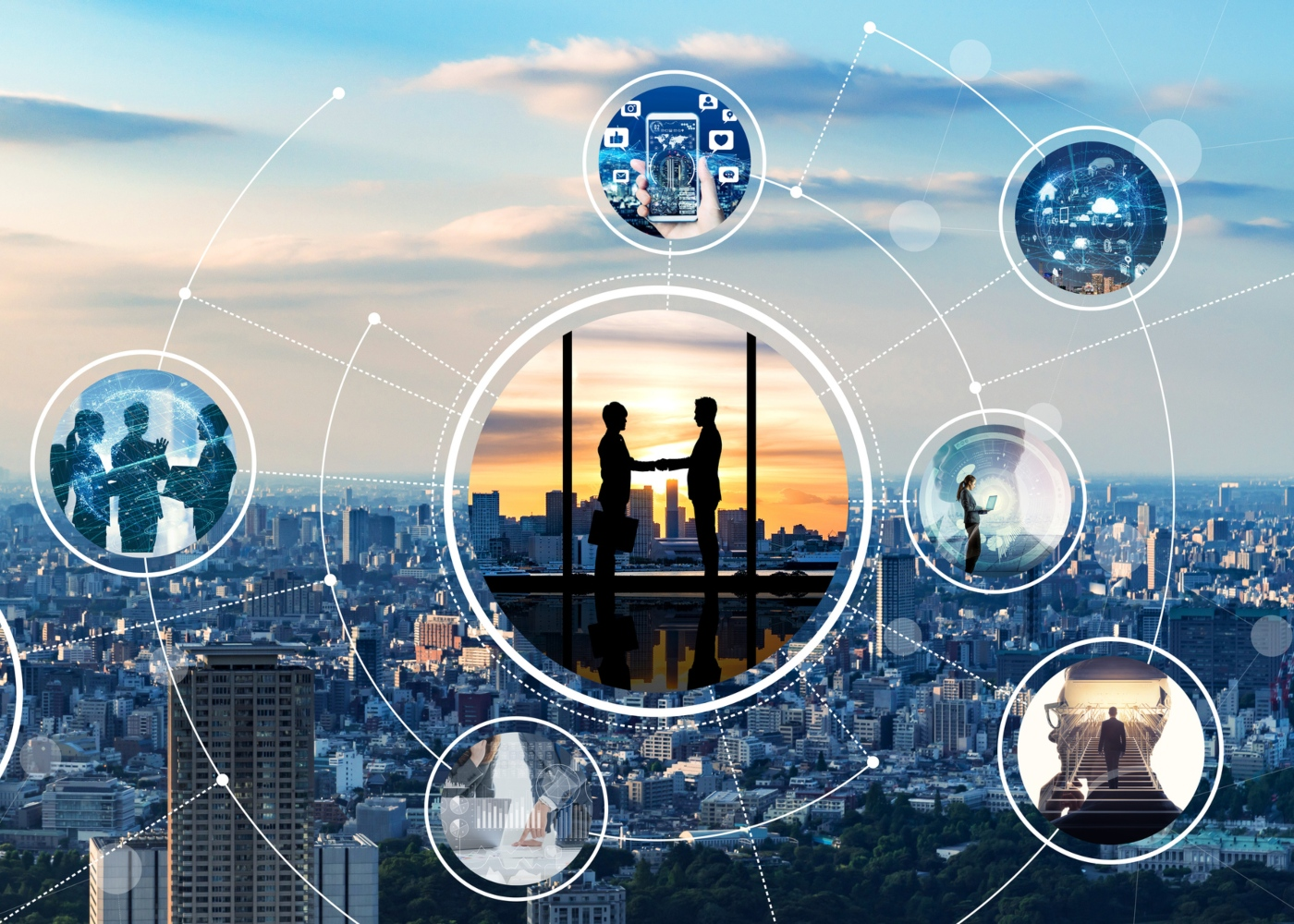 rede de trabalho tecnológico
