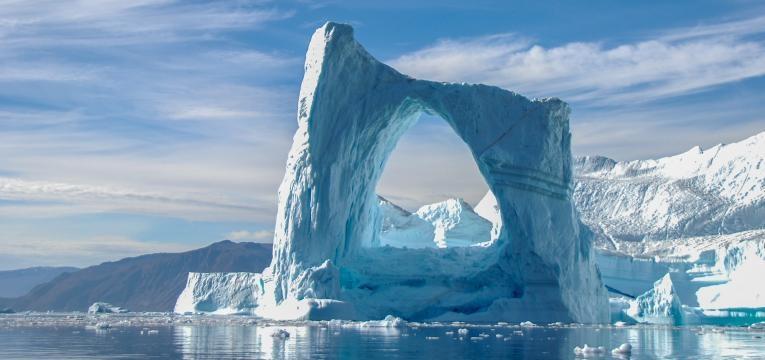 Iceberg Gronelância