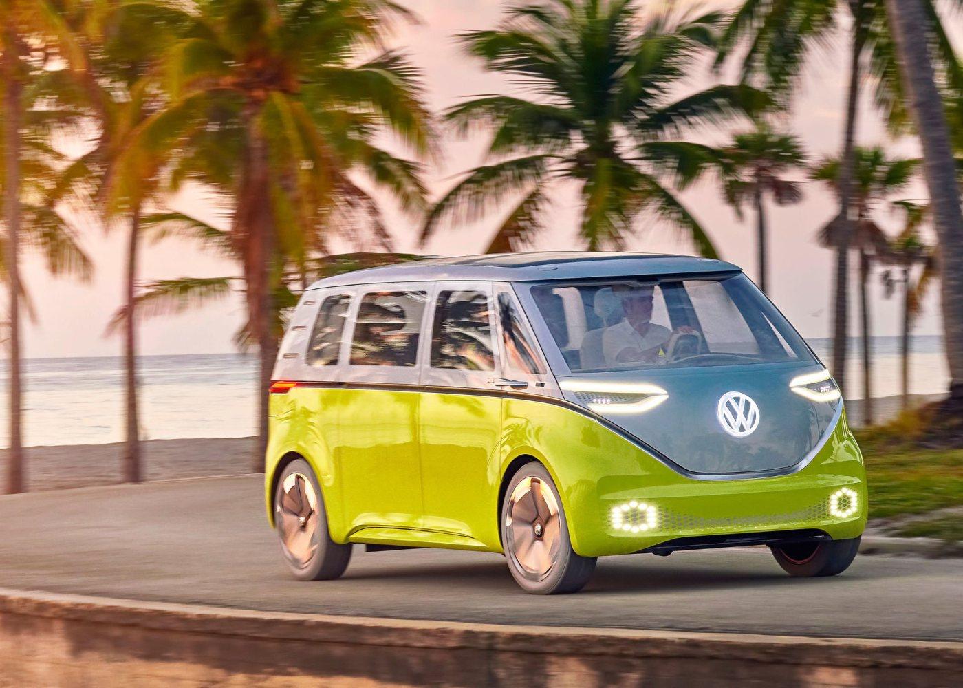 VW Pão de Forma Elétrico