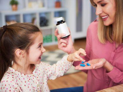 Suplementos vitamínicos para crianças