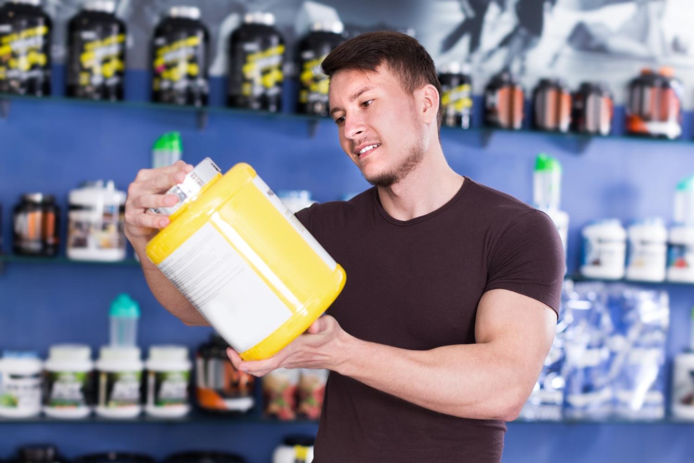 Escolher suplementos vitamínicos
