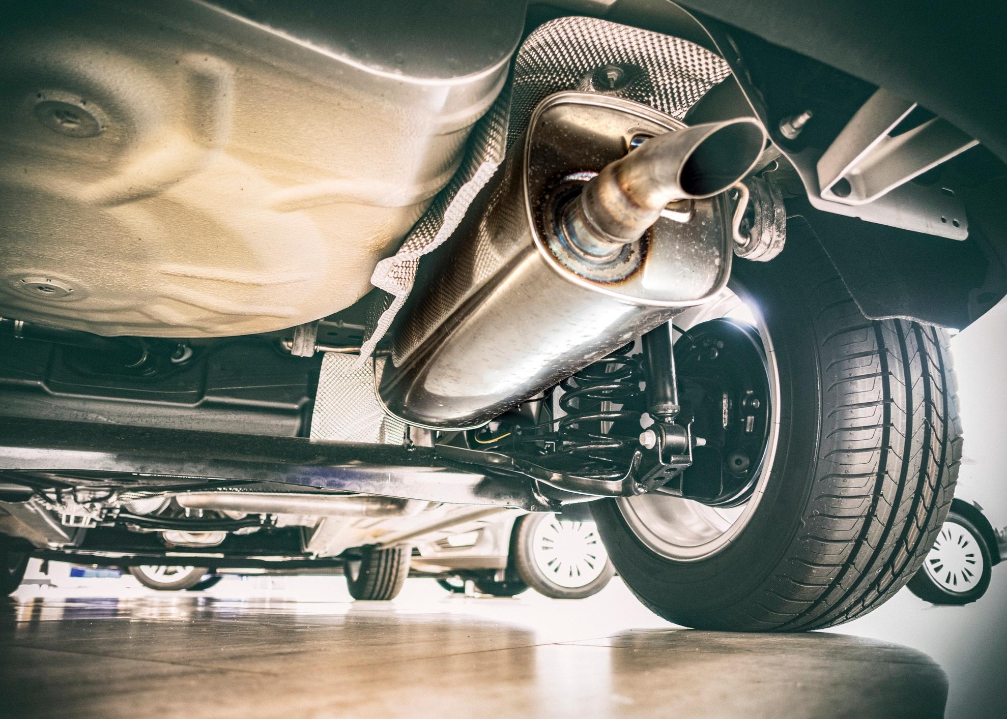 filtro de partículas carro