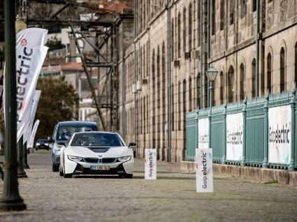 BMW i8 Salão Automóvel