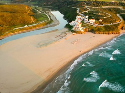 Algarve no outono em odeceixe