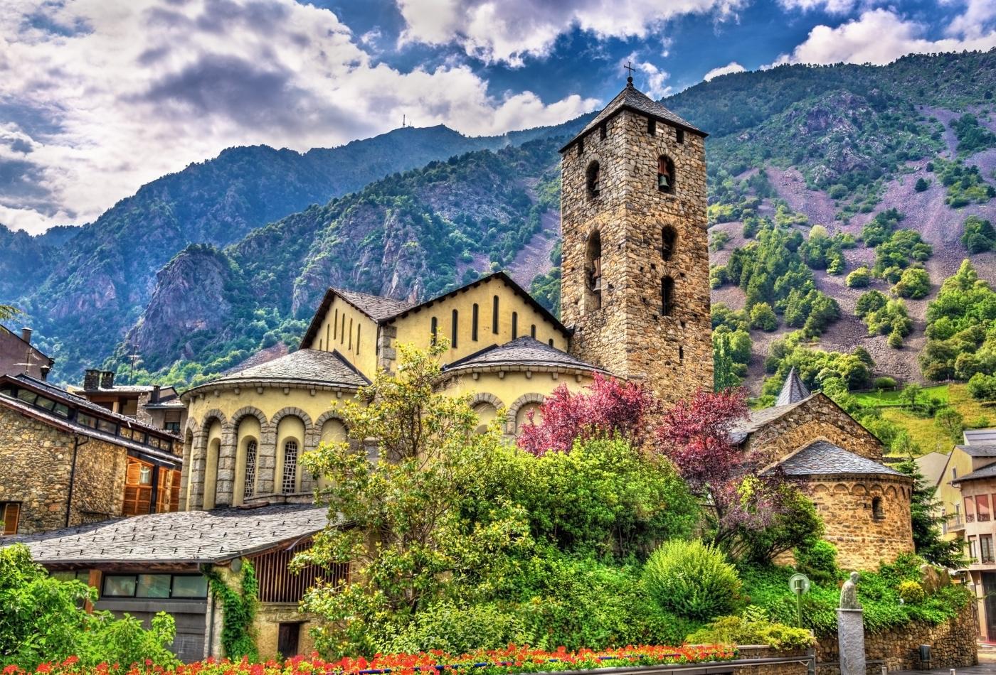 Catedral de Andorra