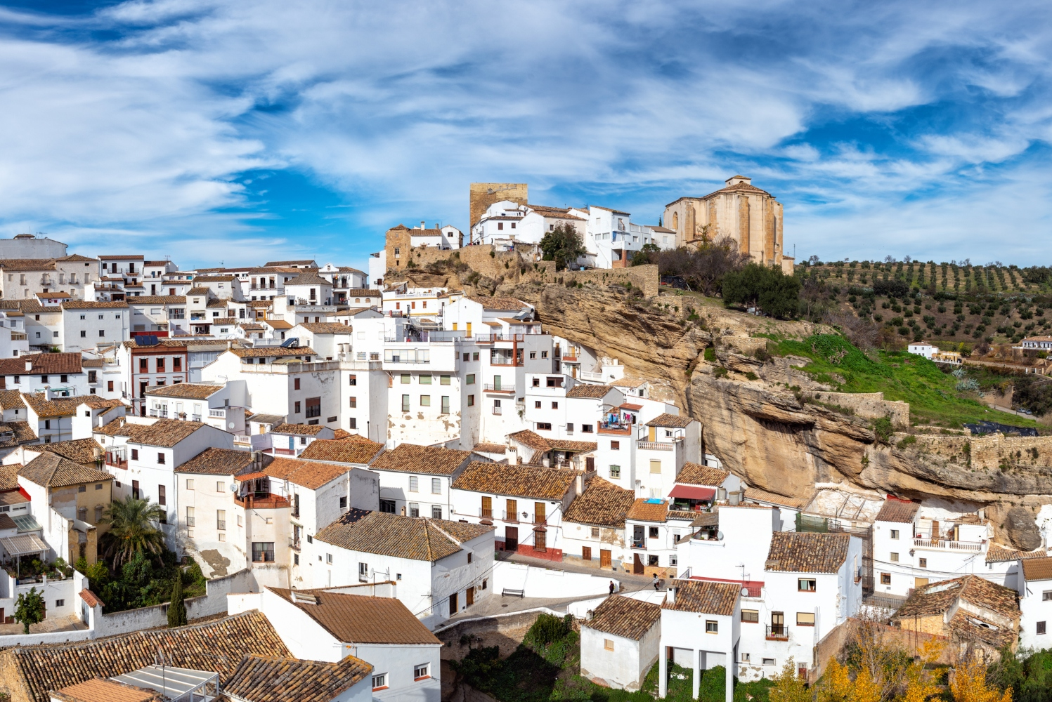 Setenil de Bodegas Espanha