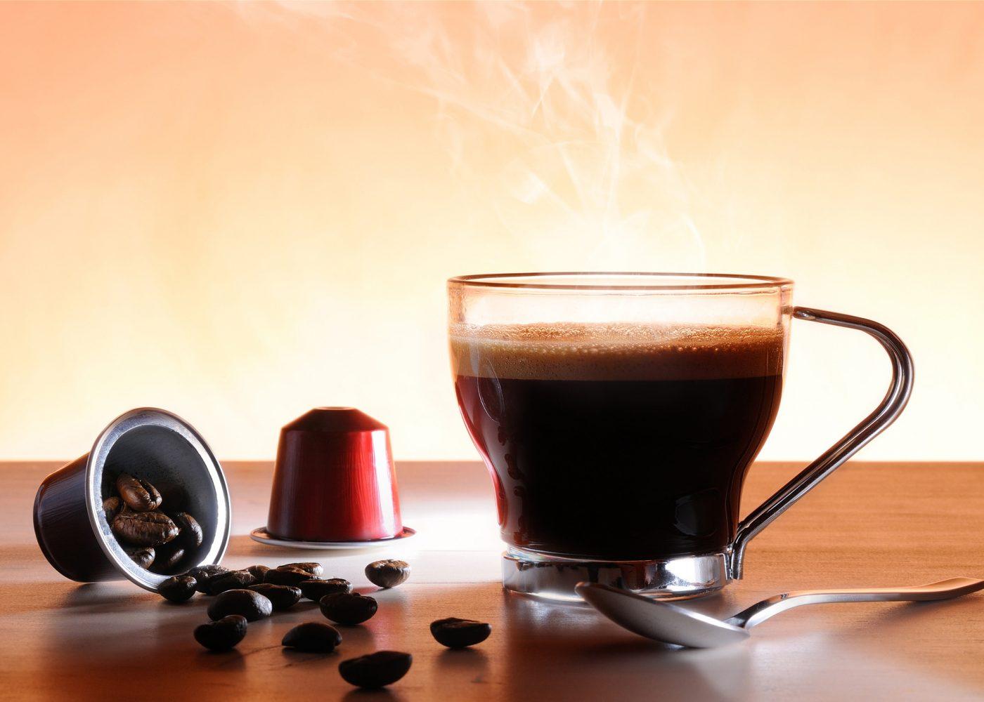 café em cápsulas