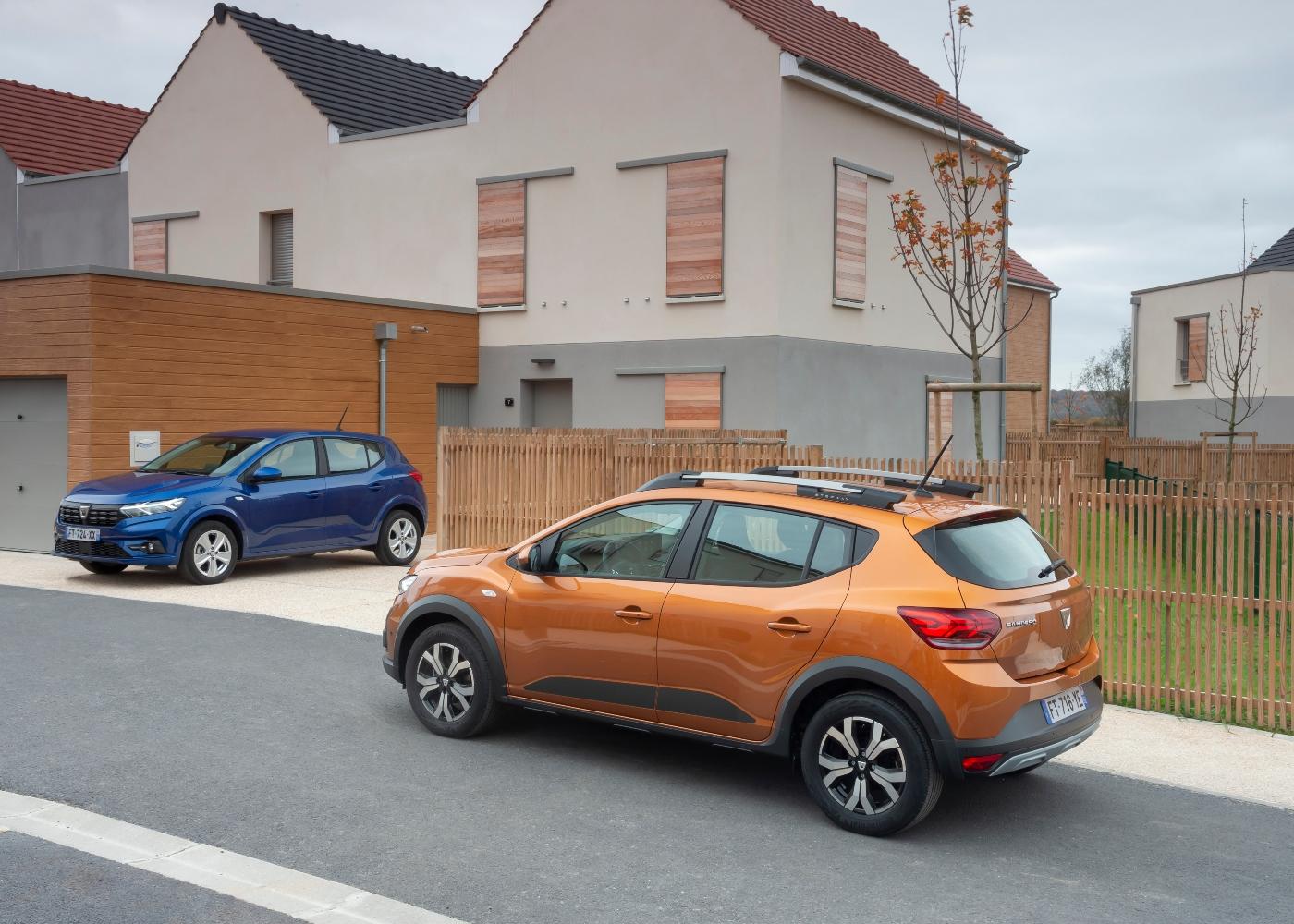 Dacia Sandero Stepway, um dos carros mais seguros 2021