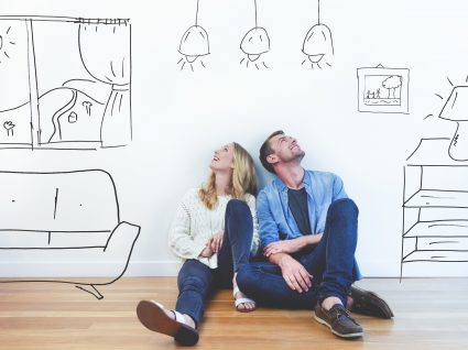 casal decorar casa