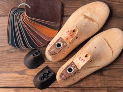 sapatos portugueses em pele