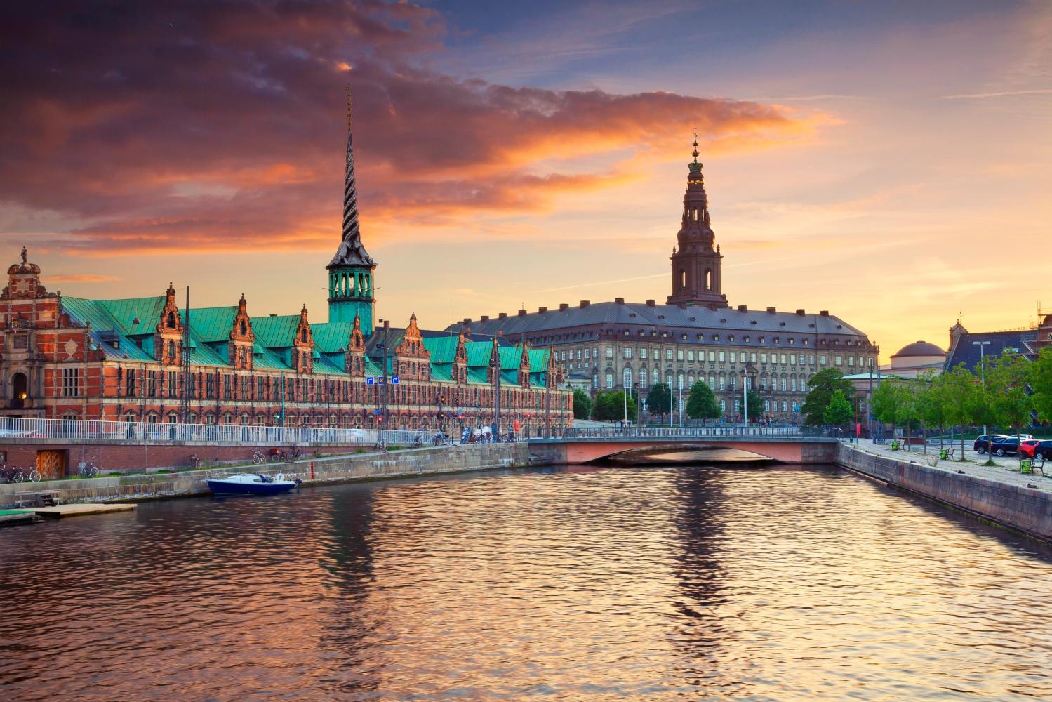 Vista de Copenhaga