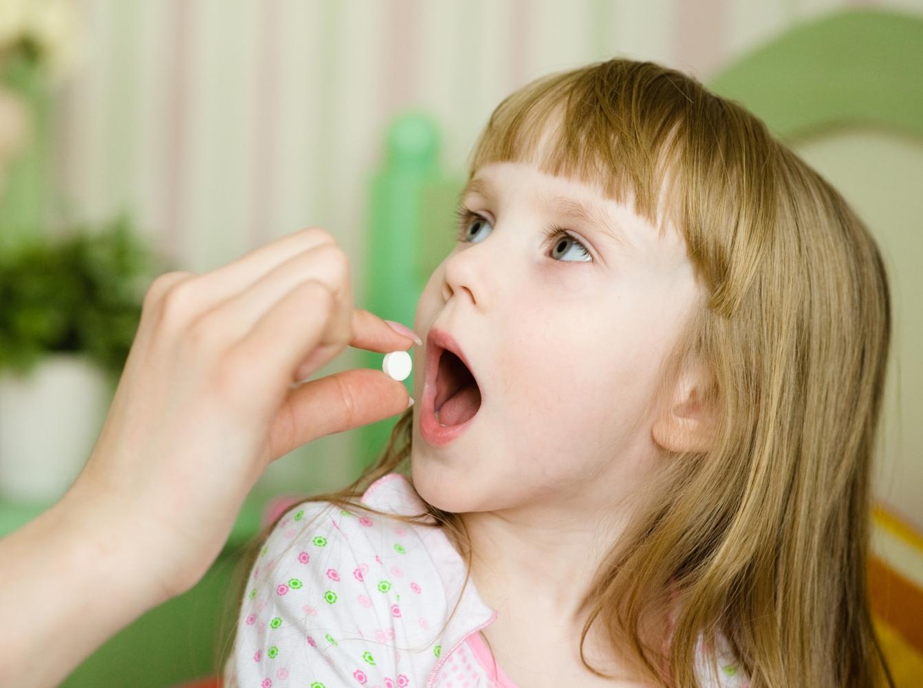 vitaminas para crianças