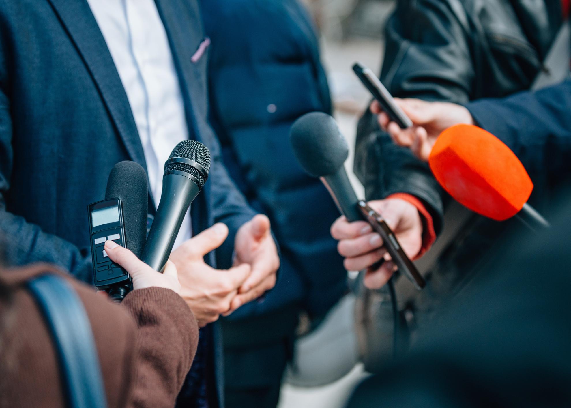 entrevistas de jornalistas