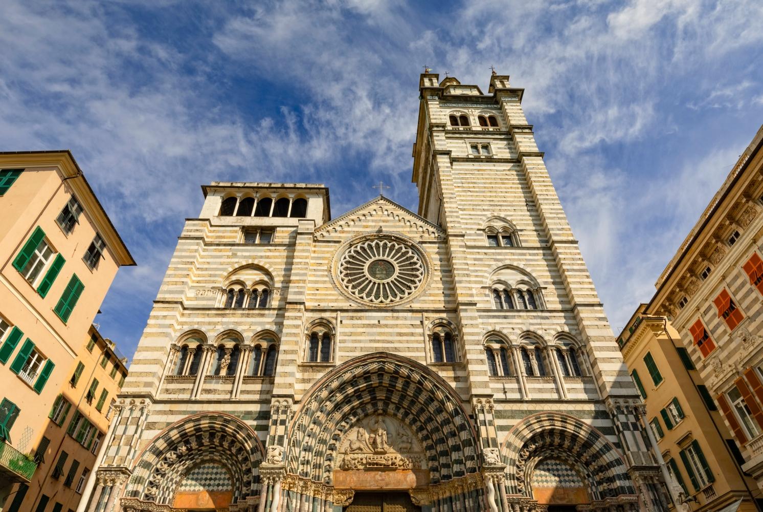 Igreja em Génova