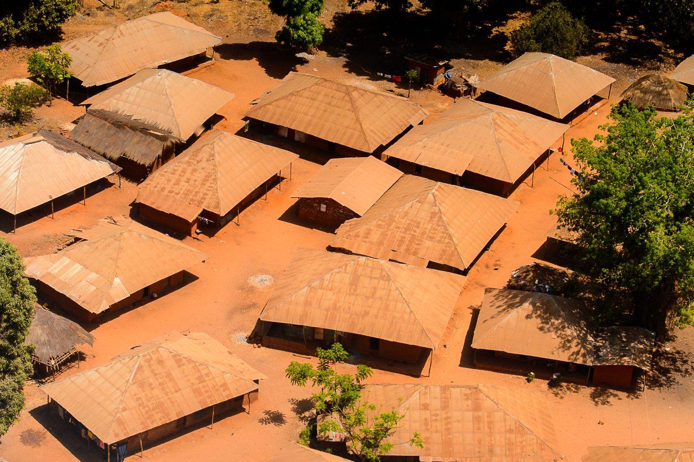 Plahtoas tradicionais na Guiné-Bissau