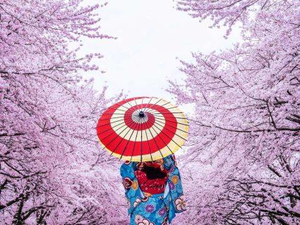 Traje tradicional do Japão