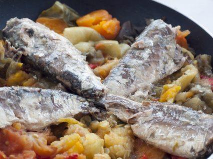 papas de sardinha à algarvia