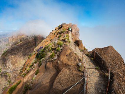 Picos da Madeira caminhadas