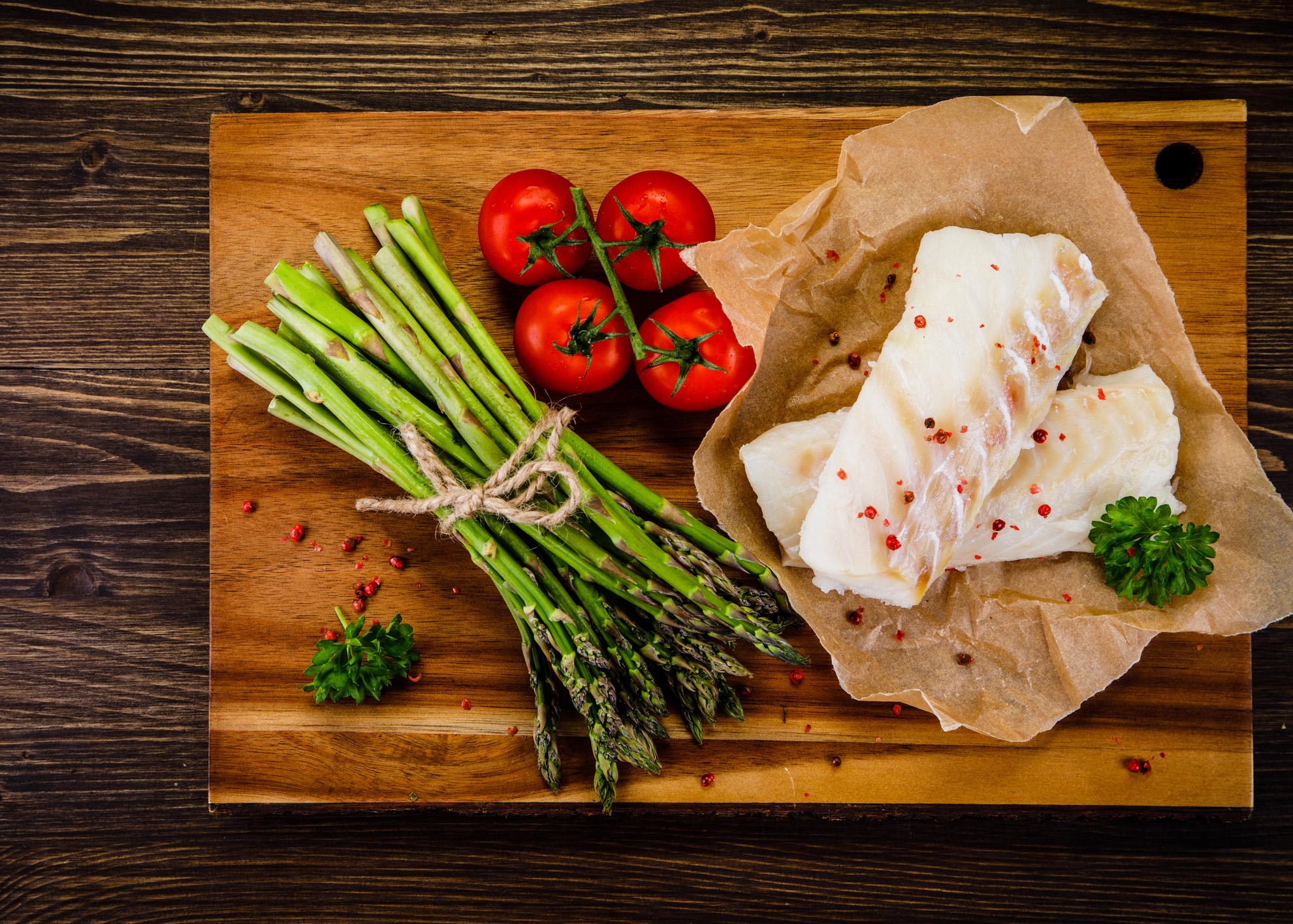 preparar bacalhau