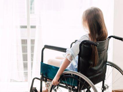 Criança com deficiência que vai passar a receber PSI