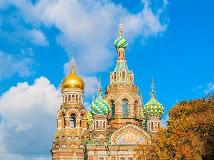 Catedral em São Petersburgo