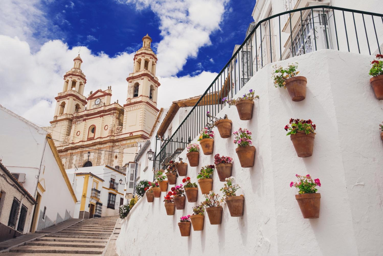 Igreja de Setenil de las Bodegas