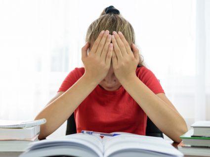 Aliviar o stress dos testes