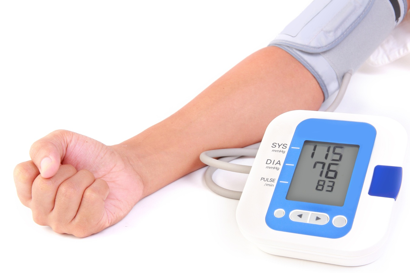 Medição de tensão arterial