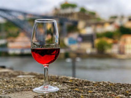 Cocktails com vinho do Porto