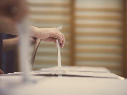 votar pela primeira vez