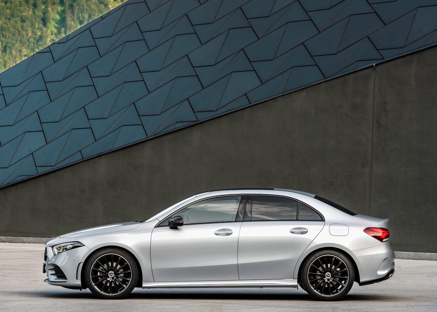 Mercedes Classe A Limousine
