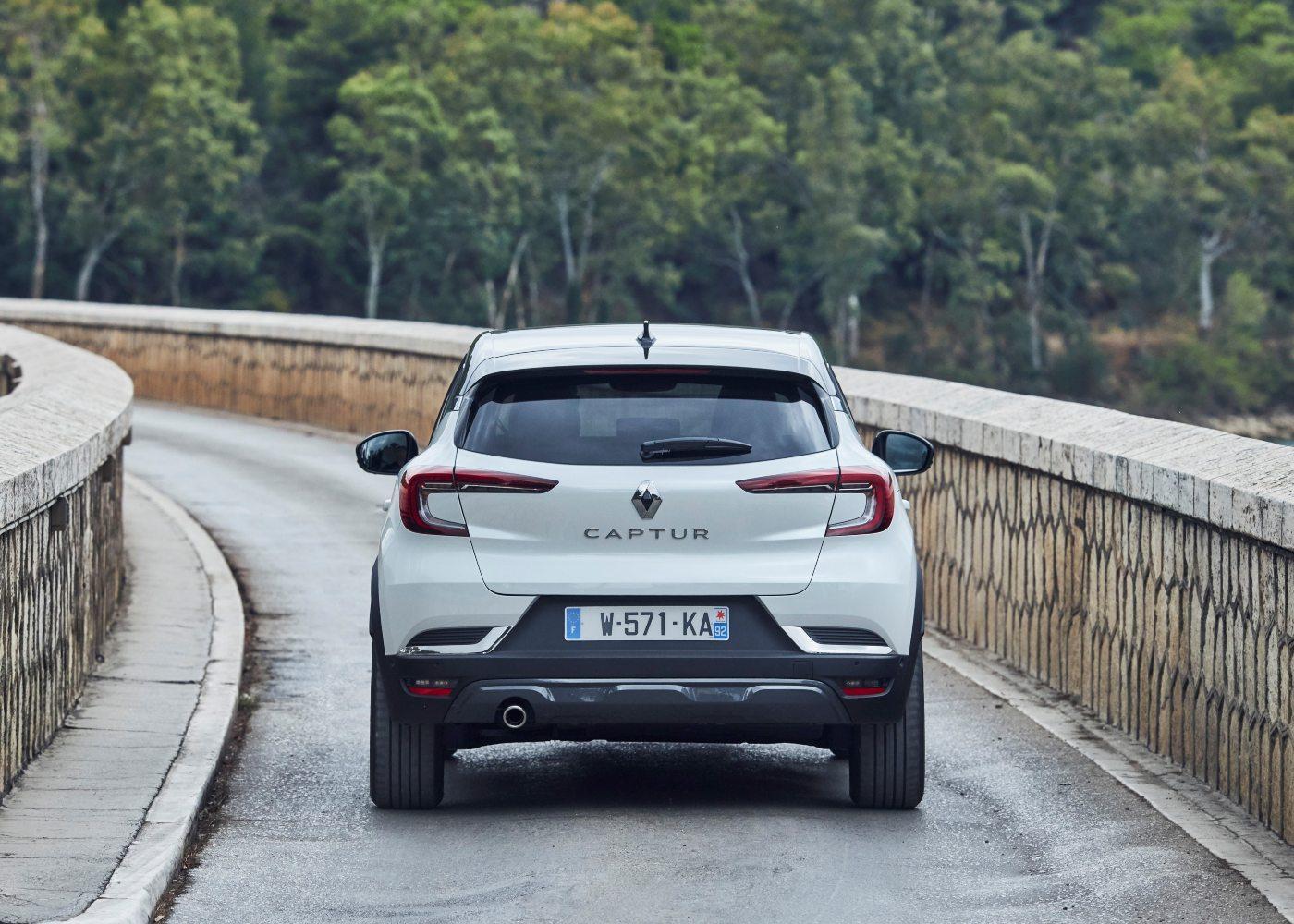 Novo Renault Captur