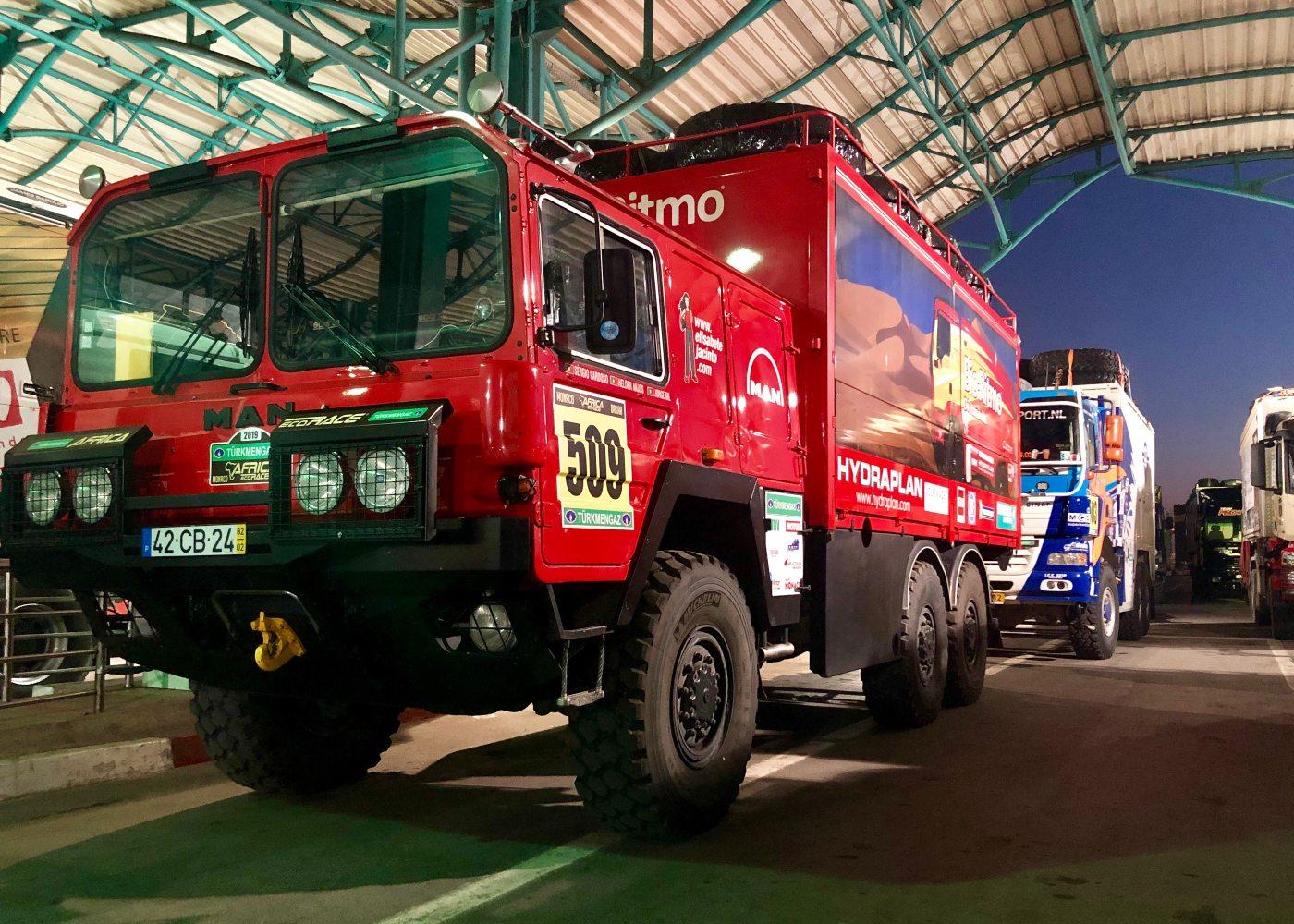 camião dakar