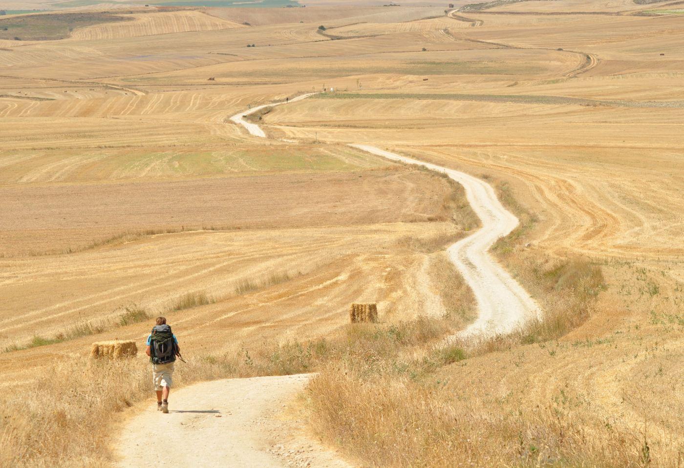 Caminho em Portugal tem várias escolhas