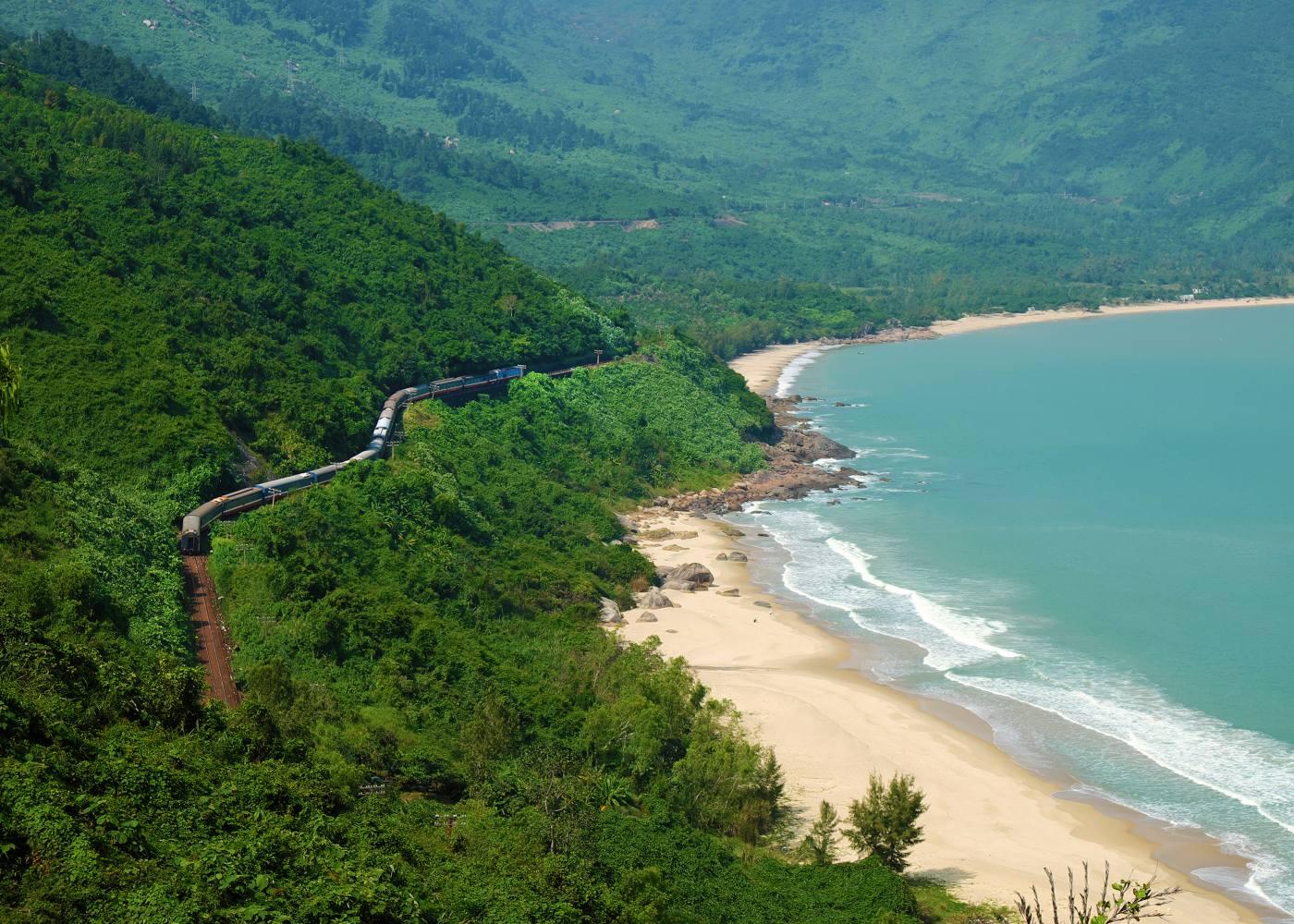 Comboio liga portugal ao vietname