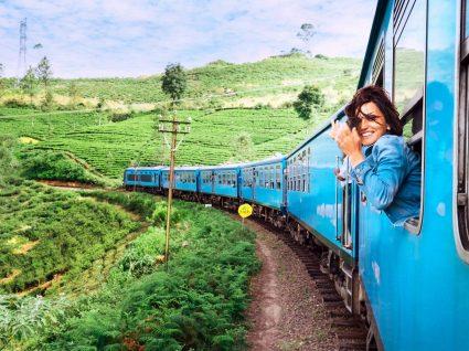 De Portugal ao Vietname de comboio