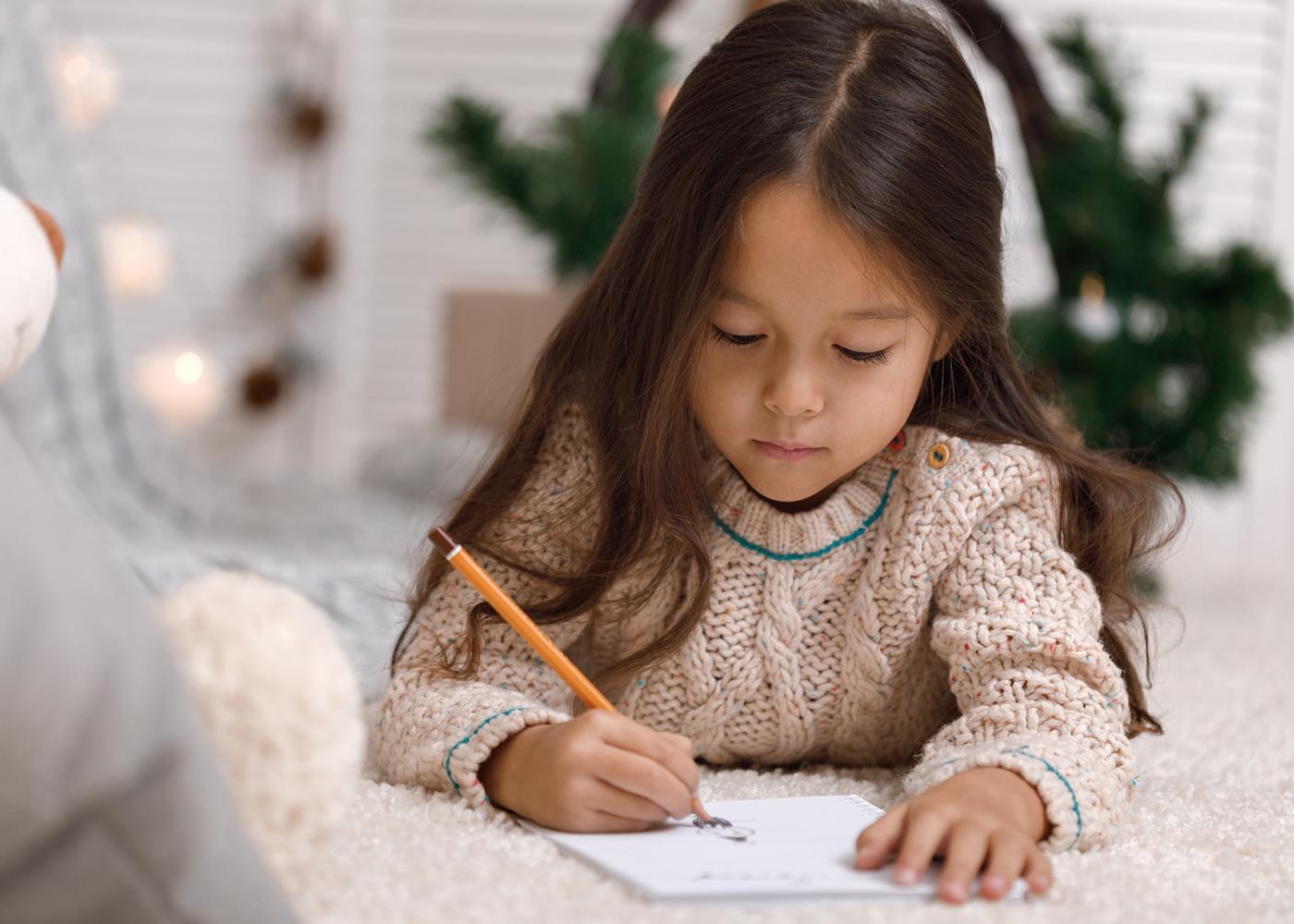 escrever ao pai natal