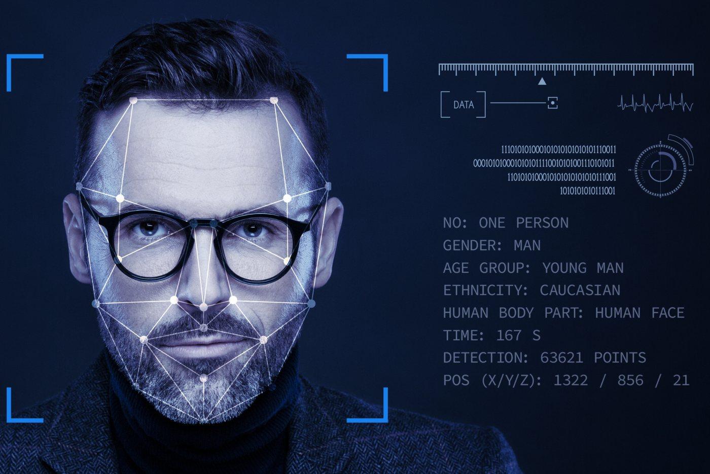 Software de reconhecimento facial