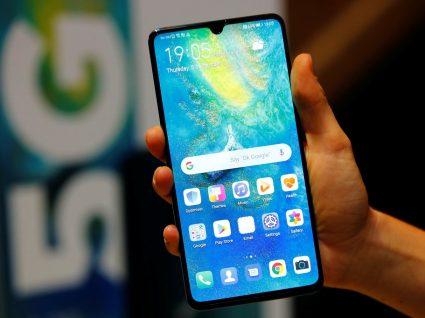 Telemóvel Huawei Mate 20 X 5G