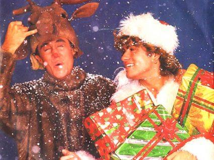 Lasta Christmas disco do grupo Wham