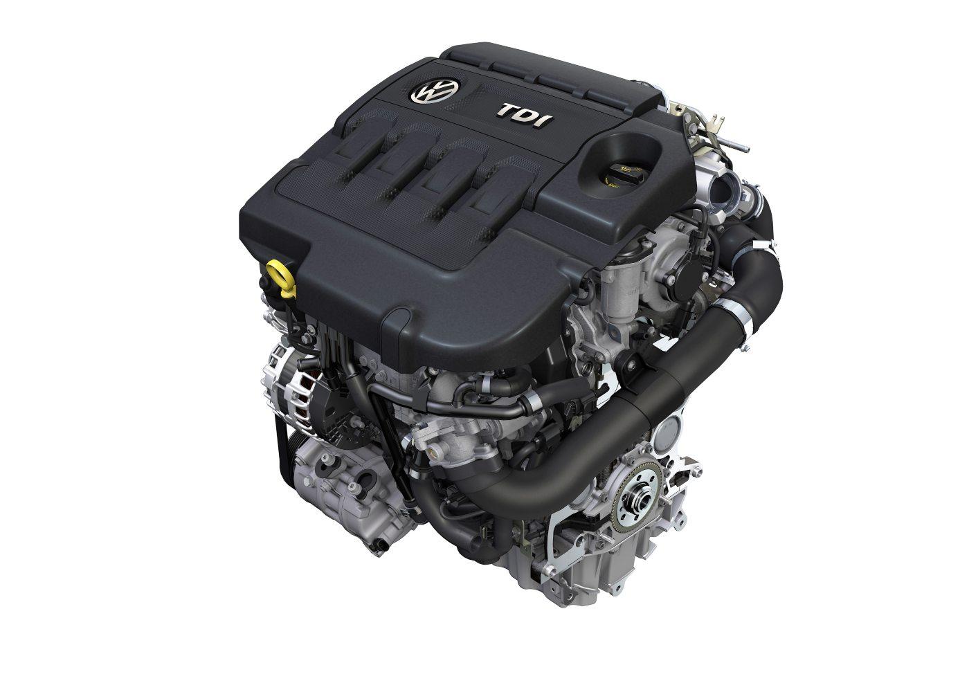 exemplo de motores 1.9 TDI da volkswagen