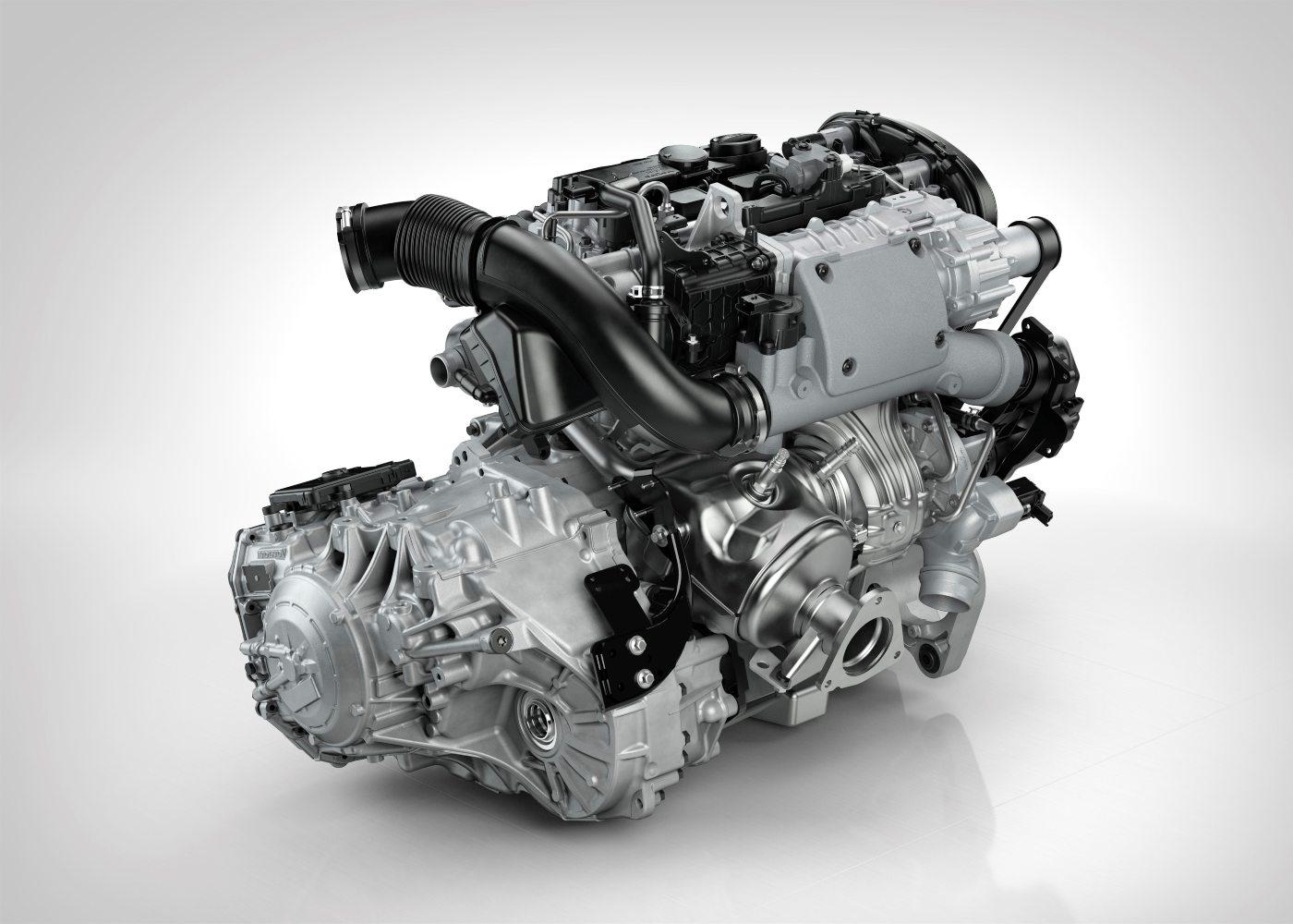 motor volvo 3 cilindros