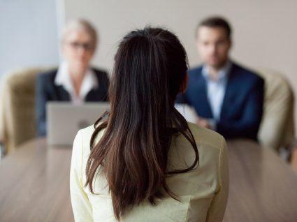 entrevista de emprego correu mal