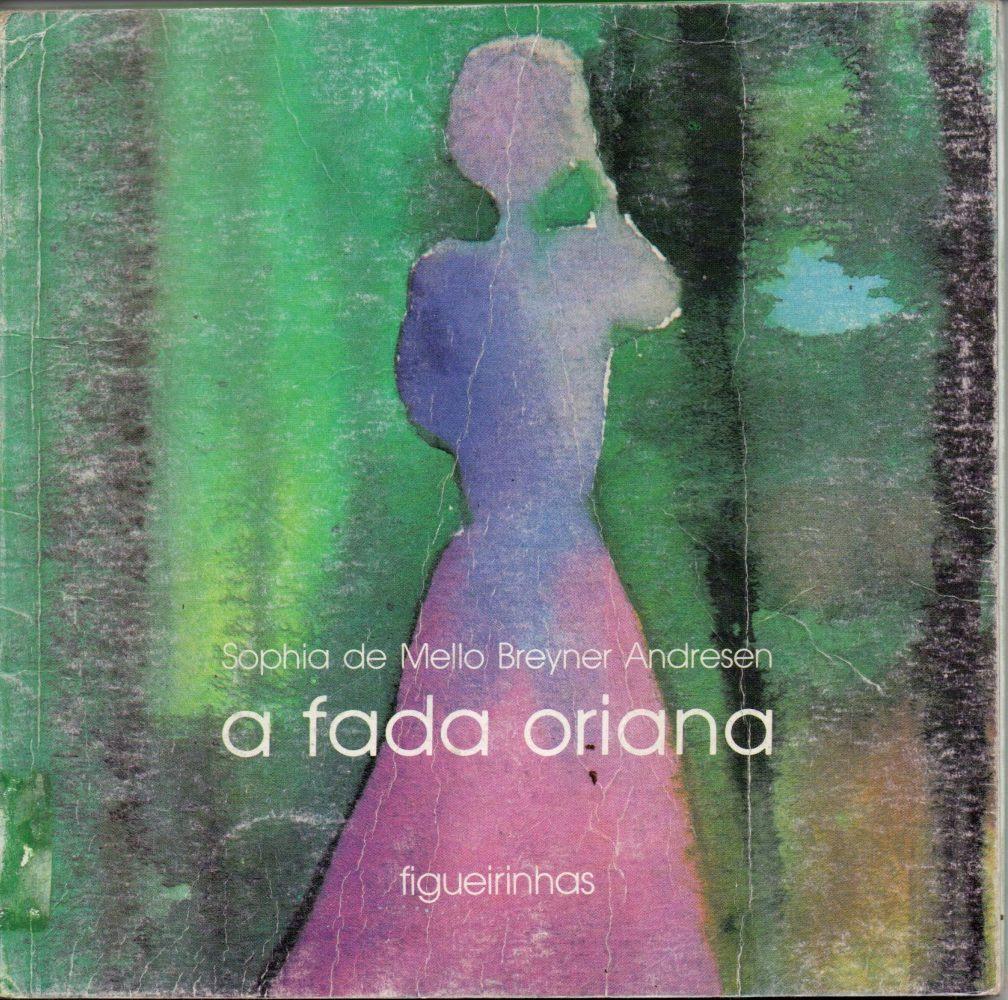 Livro A Fada Oriana