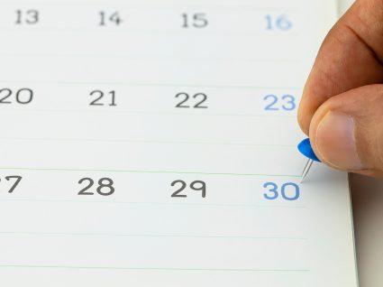 datas de pagamento segurança social novembro