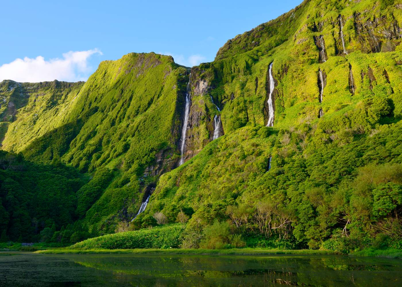 Poço da Alagoinha nos Açores