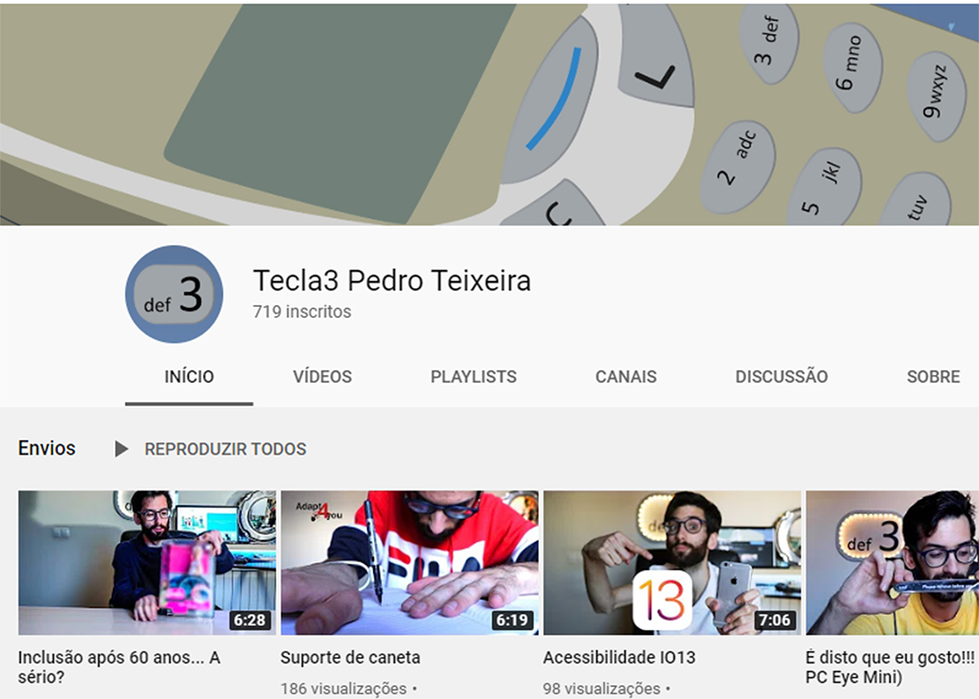 youtube tecla 3