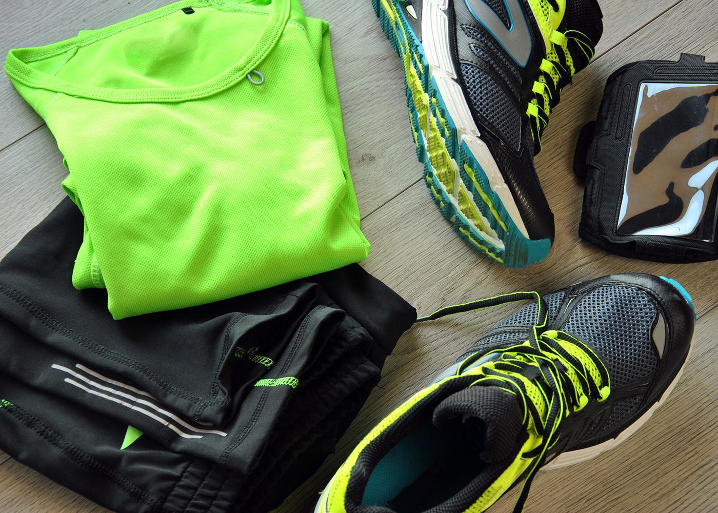 roupa do desporto