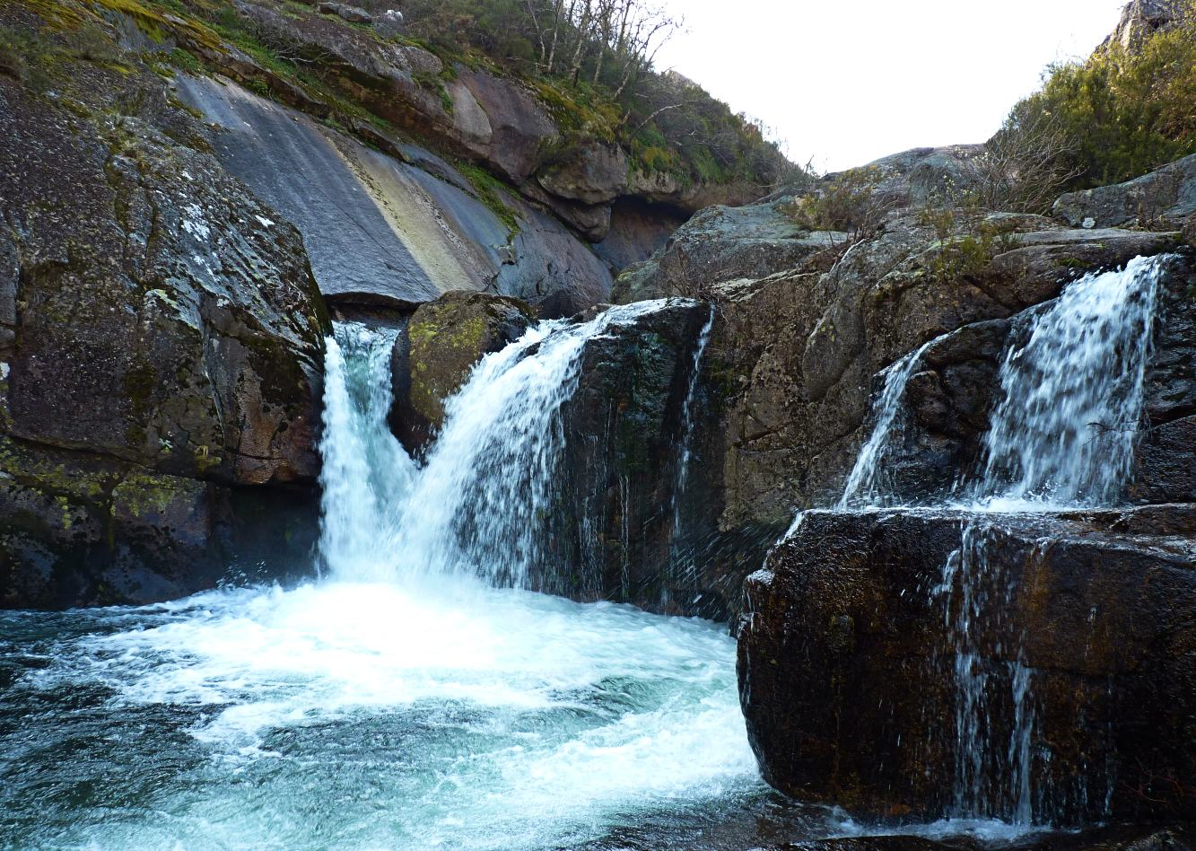 cascata de Castro Laboreiro