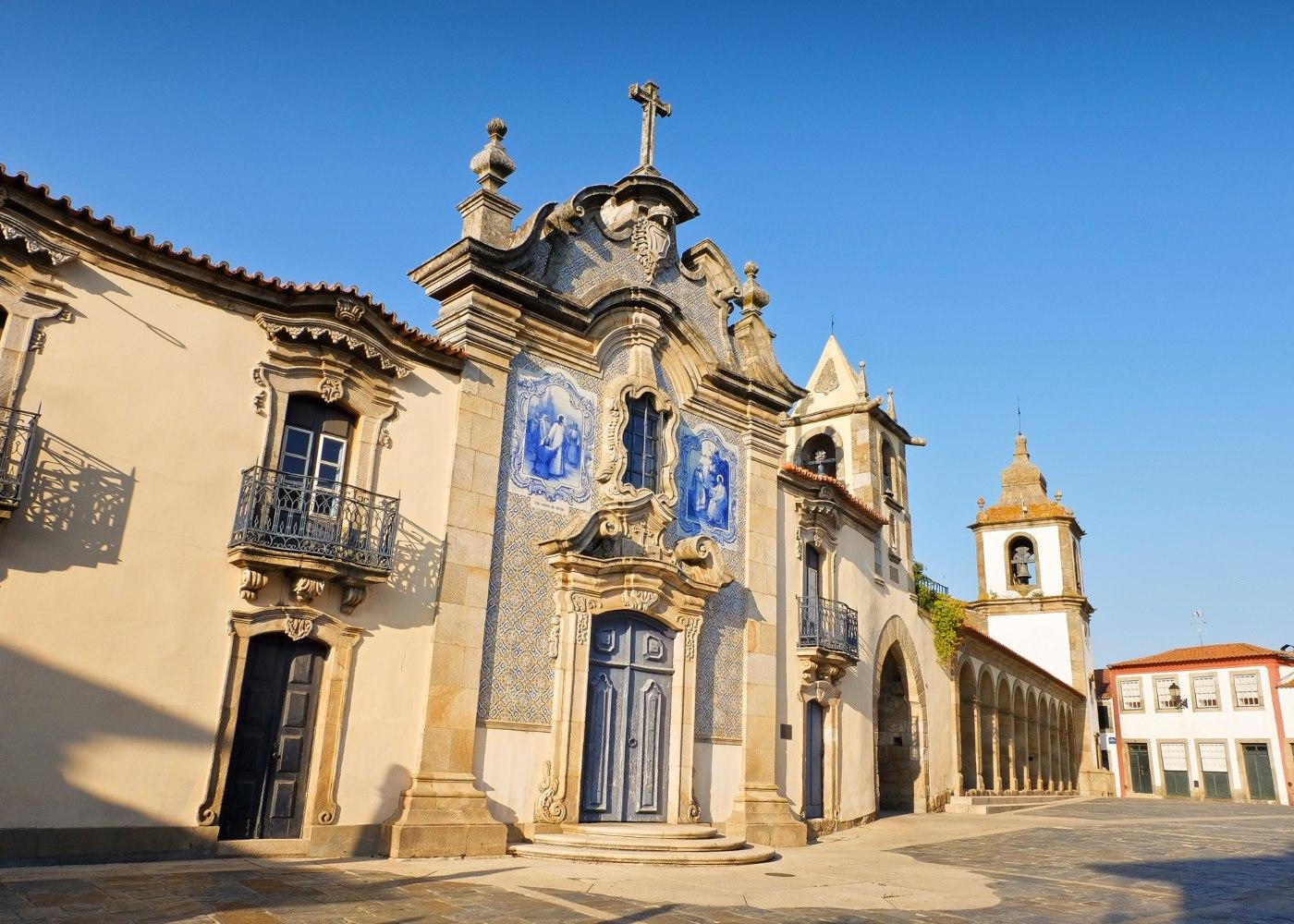 Centro de São João da Pesqueira